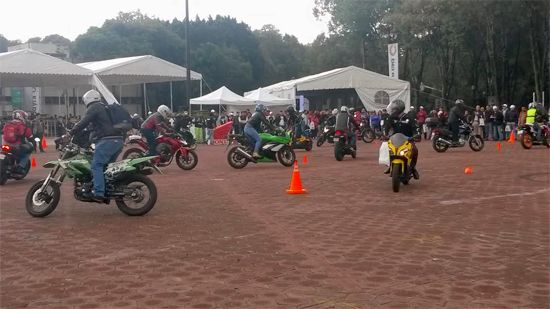 Promueve Honda Motos la seguridad vial y el manejo seguro | Tuningmex.com