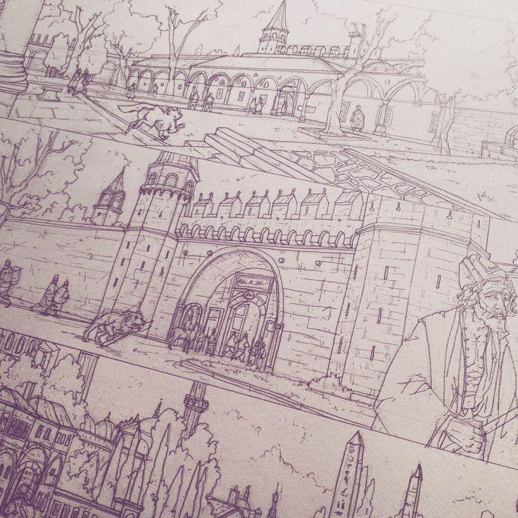 Şehzade Yangını - İkinci Kitap, 2015 Sonbahar'da Sırtlan Kitap logosu ile raflarda... #sırtlankitap #şehzadeyangını #sehzadeyangini