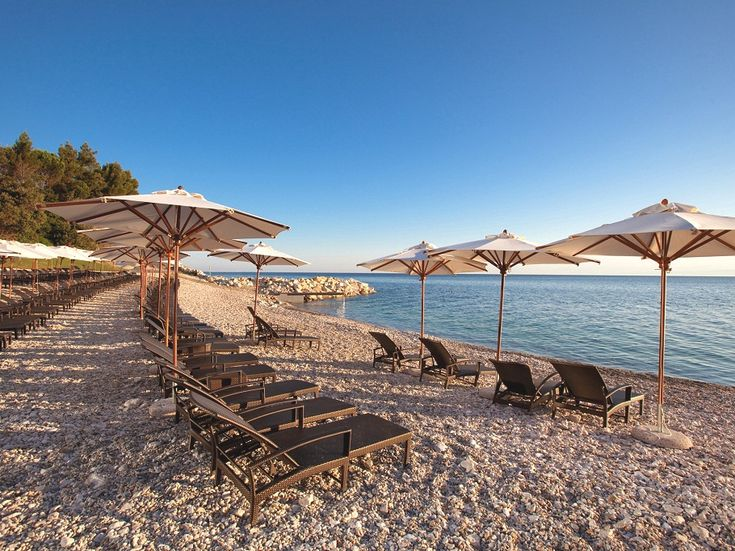 Kempinski hotel adriactic croatia · top hotelsbeach