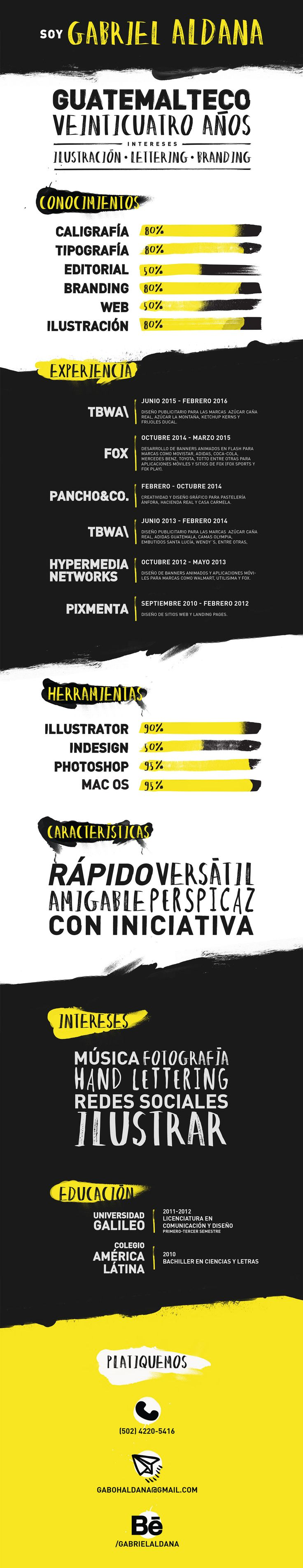 The 25 Best Inspiration CV Images On Pinterest