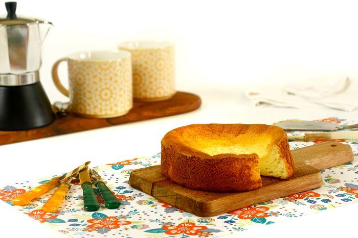 Cómo hacer la famosa tarta de queso japonesa en Crock Pot o slow cooker.