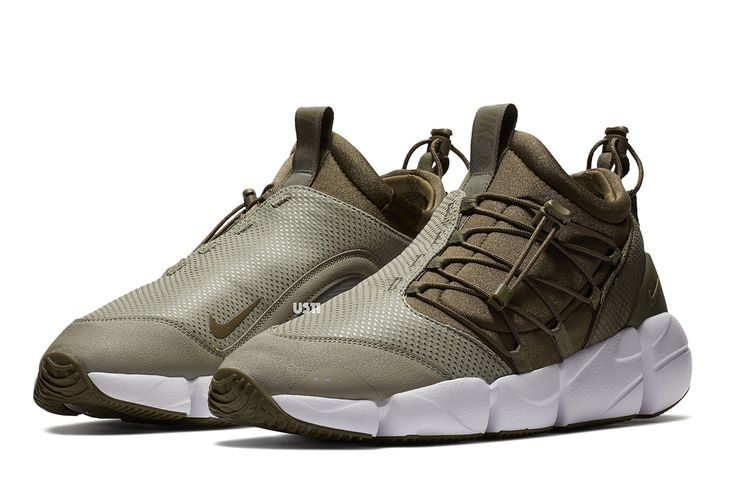 Preview: Nike Air Footscape Utility DM LT in Green - EU Kicks Sneaker Magazine