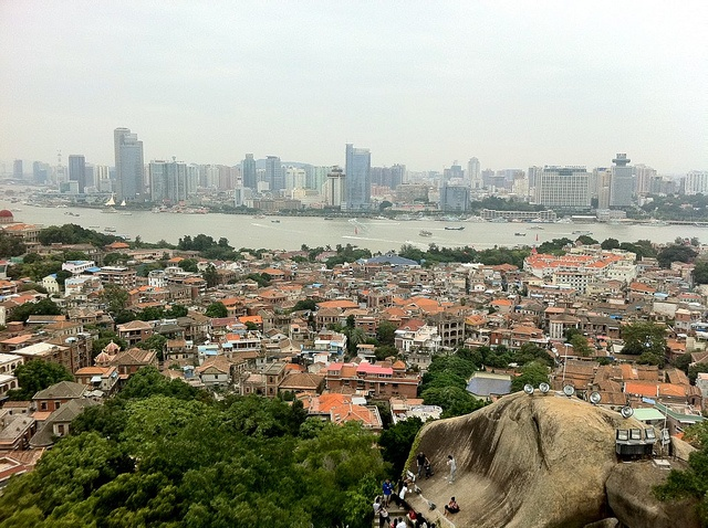 Xiamen, China. Can't wait to go this summer