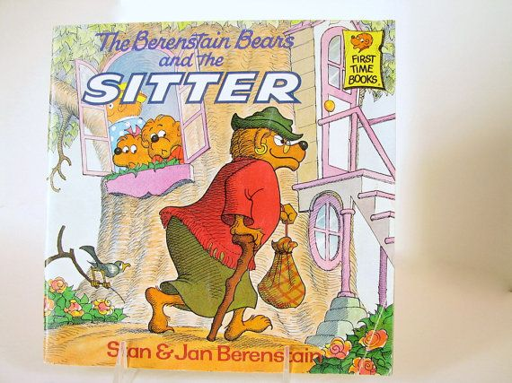Berenstain Bears Old Book Cover : Best ideas about books on pinterest little miss
