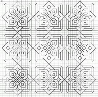 lots of free blackwork fill patterns