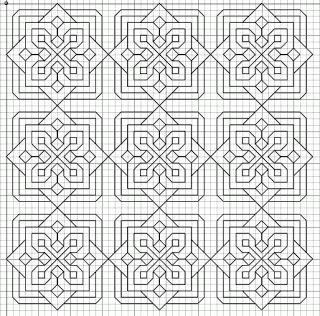 lots of free blackwork fill patterns