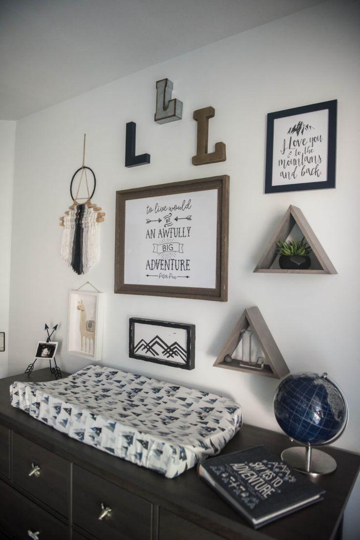 265 best Rustic Nursery Ideas images on Pinterest | Child room ...