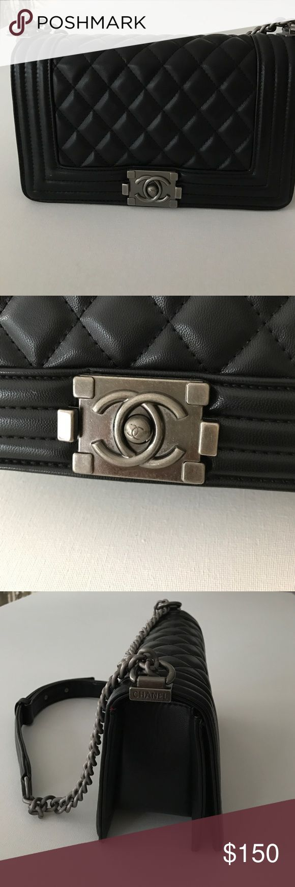 💥Chanel replica handbag💥 💥Chanel Purse. Excellent condition. Mirror Replica. No dust bag or box. 💥Firm price. Can be used as cross body or shoulder bag. I am moving out west & editing my collection. Serious offers only no trades. Please see my closet stats for my fast shipping and high credentials.🎀 CHANEL Bags Crossbody Bags