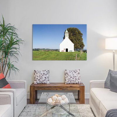 East Urban Home Heilig-Kreuz-Kapelle (Holy Cross Chapel) I, Amtzell, Ravensburg, Baden-Wurttemberg, Germany by Panoramic Images Photographic Print ...