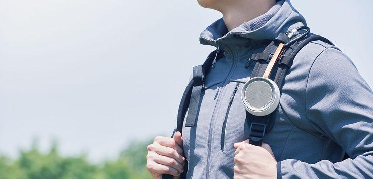 SCOOP sound designed by BKID  #Samsung #SamsungWA #SCOOP #Speaker #Sound #Outdoor #BKID #BKIDSTUDIO #송봉규 #bongkyusong