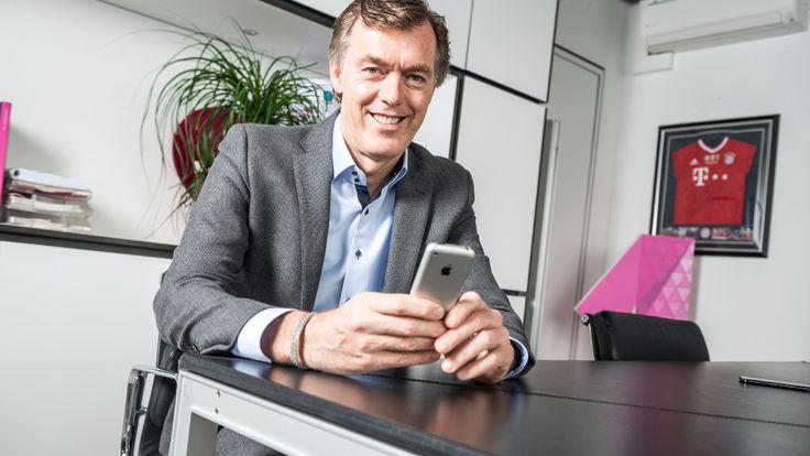 """Telekom-Manager Hagspihl zu 10 Jahren iPhone - """"Steve Jobs kannte unsere Tarife besser als ich"""" *** BILDplus Inhalt *** - Handy - Bild.de"""