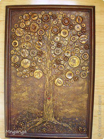 Пуговичное дерево. Обсуждение на LiveInternet - Российский Сервис Онлайн-Дневников