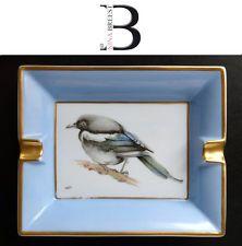 Ashtray Hermes Limoges Porcelain *Birds 2*