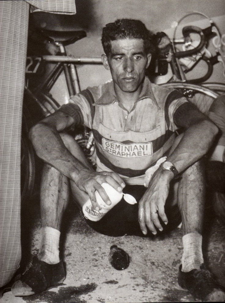 .....Federico Bahamontes