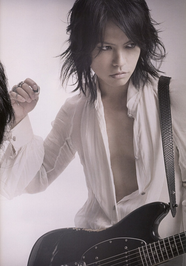 "Hyde , ""WHAT's IN?"" Magazine 2012.07"
