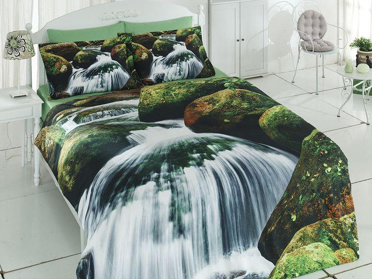 Yatak Odaları İçin 3 Boyutlu Nevresim Takımları - Tasarım ve Dekorasyon