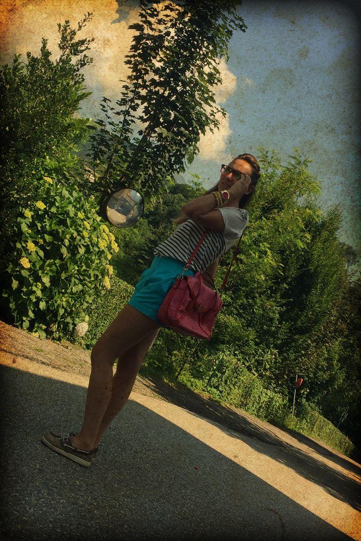 #SHORT a #VITA alta... #denim o #casual! Quale preferite? http://www.pinkshake.it/short-si-ma-a-vita-alta/