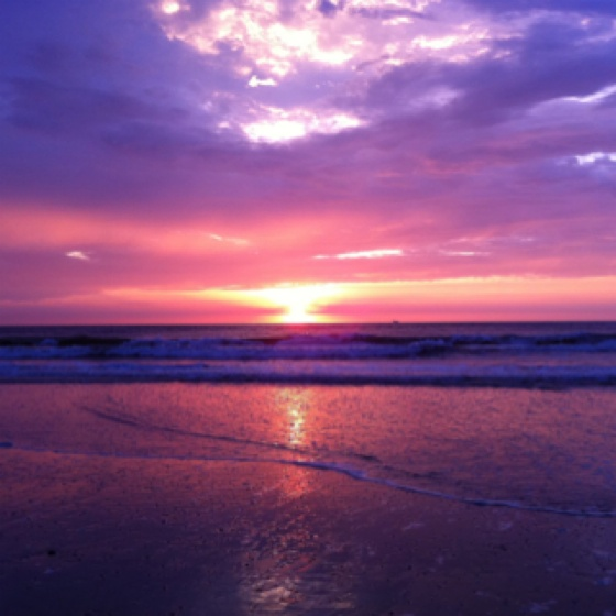 Outerbanks, NC sunrise