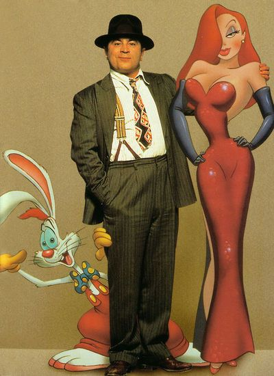 Who Framed Roger Rabbit :) I watched this movie so much my sister now hates cartoons!