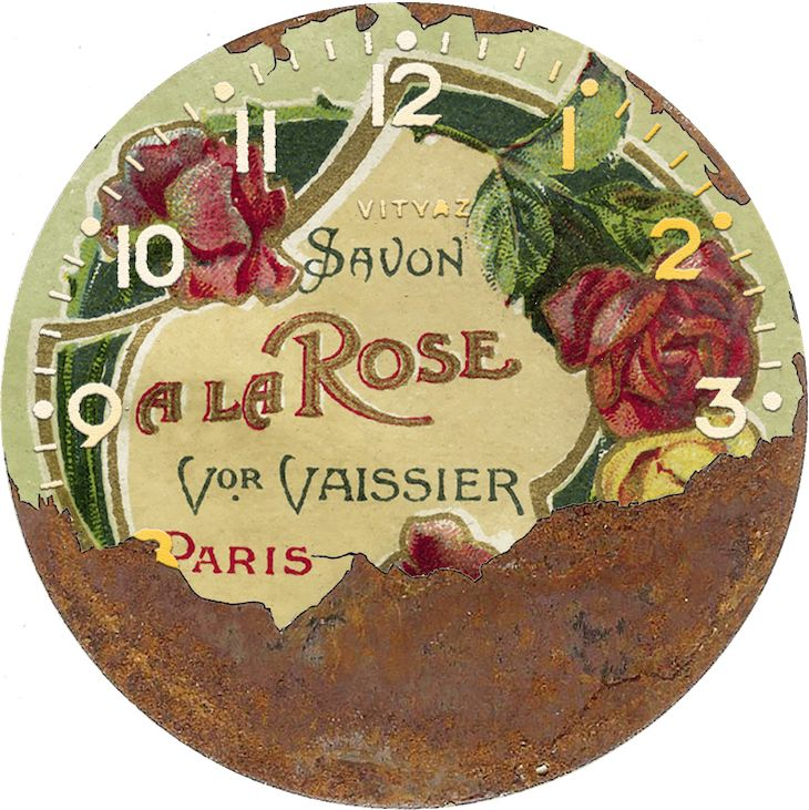 17 Best images about DIY Vintage Clocks on Pinterest | Clip art ...