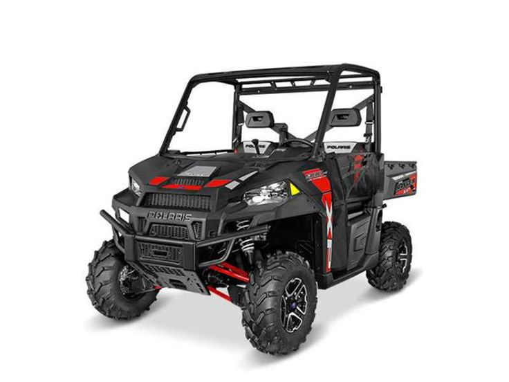 New 2016 Polaris RANGER XP 900 EPS Black Pearl ATVs For Sale in North Carolina. 2016 Polaris RANGER XP 900 EPS Black Pearl, 2016 Polaris® RANGER XP® 900 EPS Black Pearl Features may include: Hardest Working Features The ProStar® Engine Advantage The RANGER XP 900 ProStar® engine is purpose built, tuned and designed alongside the vehicle resulting in an optimal balance of smooth, reliable power. The ProStar® XP 900 engine was developed with the ultimate combination of high power density…