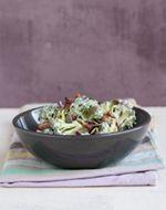 Broccoli- og baconsalat