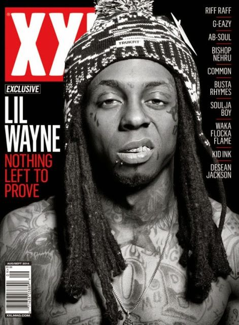 Lil Wayne covers XXL Magazine #hiphopnews | SPATE The #1 Hip Hop Magazine Music and News Blog