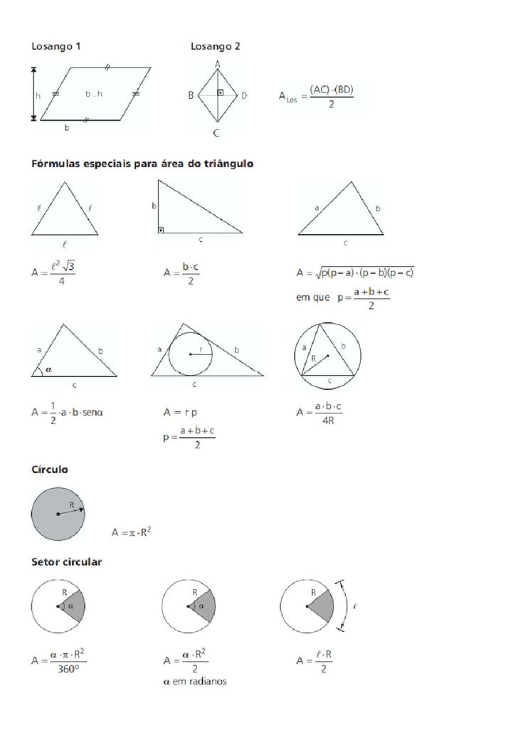 Geometria Plana IV