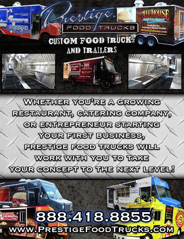 Custom Food Trucks For Sale. Food Truck Builder. Food Truck Manufacturer. Start A Food Truck Business