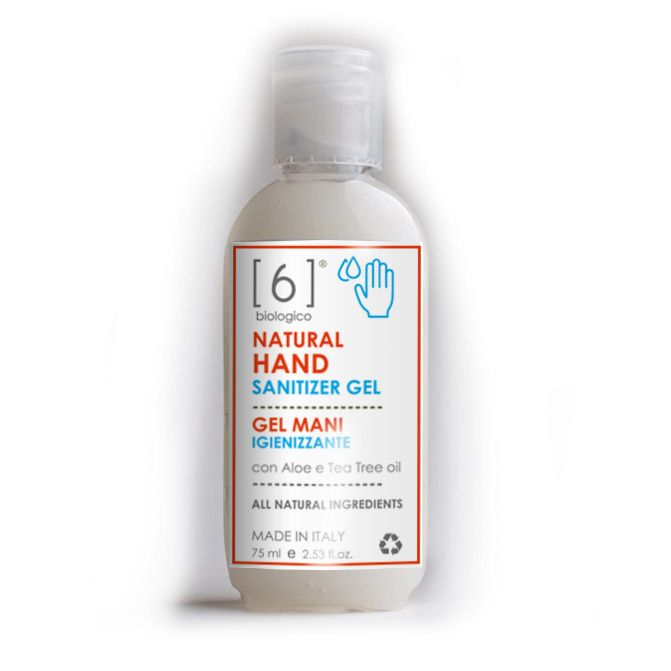 Gel Mani Igenizzante Tascabile Da 75ml Hand Gel Safe Hygiene Gel