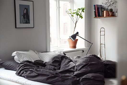 1000+ images about Remake bedroom inspiration on Pinterest Grey, Gothenburg and Side tables