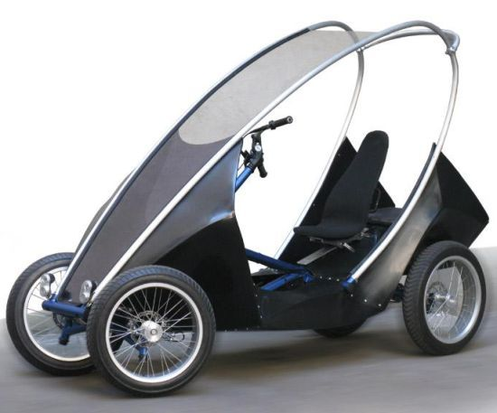 Eco factor light utility vehicle can be driven by zero for Zero pollution motors shark tank
