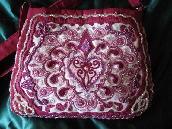 Beautiful Eyepopping Designer  Handbag by Kickazdesigns on Etsy, $6000.00