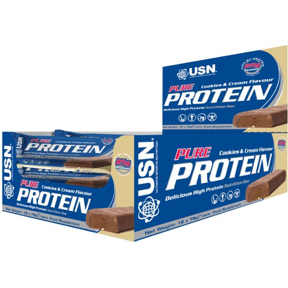 Protein pure amazon bars