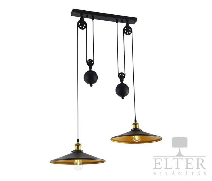 Lámpatípusok - Beltéri világítás - Függeszték - AZzardo Sweden függeszték