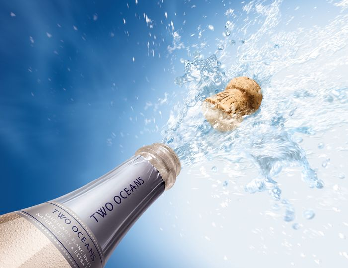 Two Oceans Brut Ad