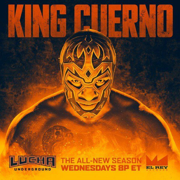 Lucha Underground Season 2 Episode 1 Review – New Gift of the Gods ...