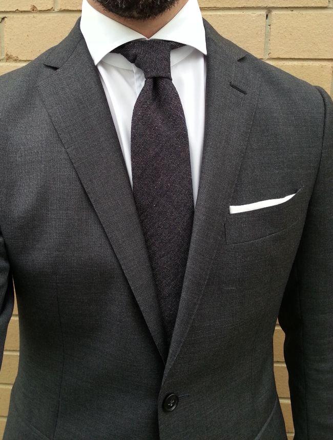 25  best ideas about Charcoal suit on Pinterest   Charcoal ...