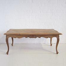 Rectangular Coffee Table Cab Leg
