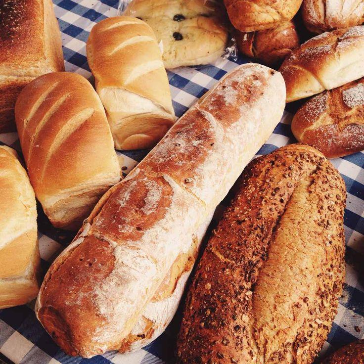 fresh baked bread stroud farmers market gloucestershire cotswolds