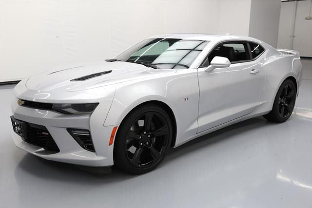 cool Awesome 2016 Chevrolet Camaro  2016 CHEVROLET CAMARO 2SS LEATHER SUNROOF NAV HUD 14K #144457 Texas Direct Auto 2018