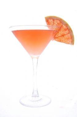Peach Tingle Cocktail