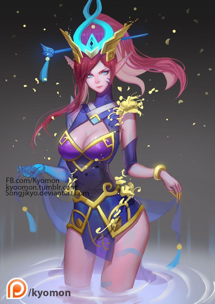 League Of Legends Character Design Contest : Best league of legends skins images on pinterest