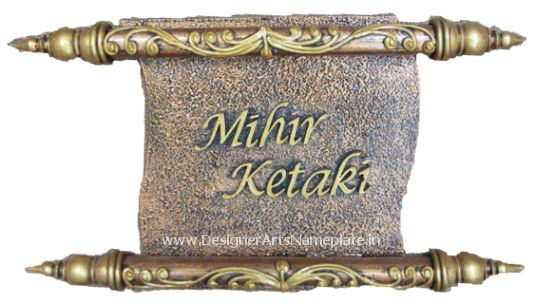 10 images about designer arts nameplate collection on pinterest door name plates home and - Name plate designs for home ...