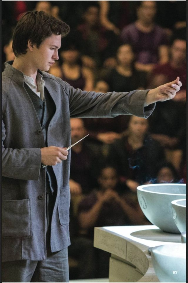 Caleb the choosing ceremony | Divergent | Pinterest | The ...