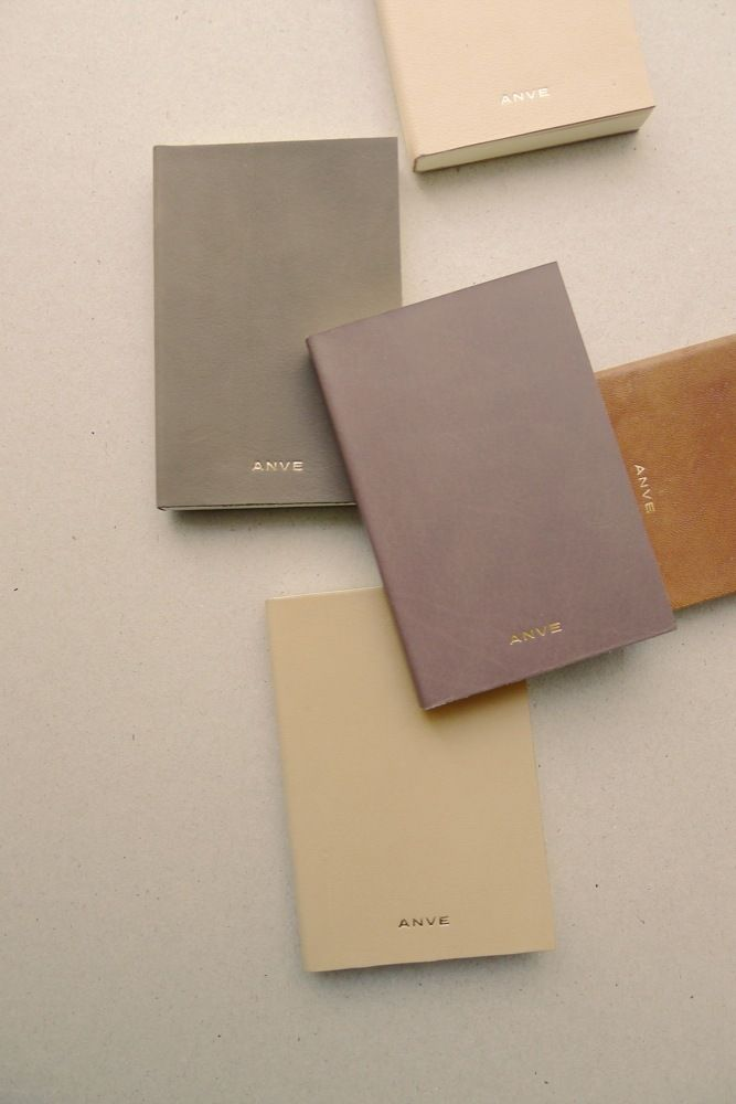 Anve Notebooks