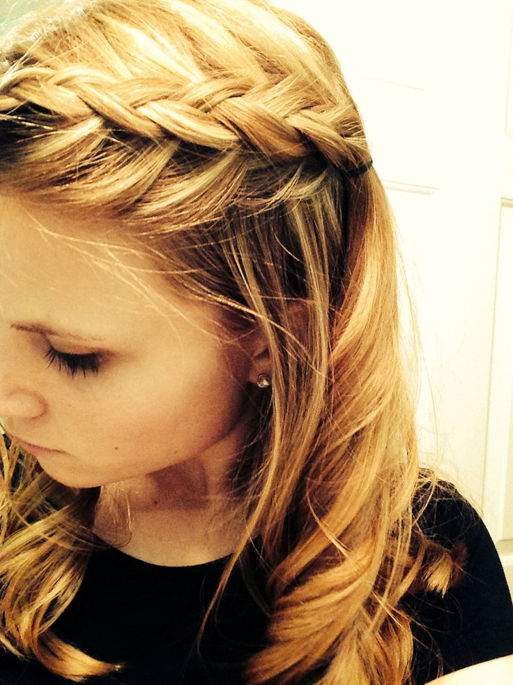 Best 25 Inverted French Braid Ideas On Pinterest Dutch
