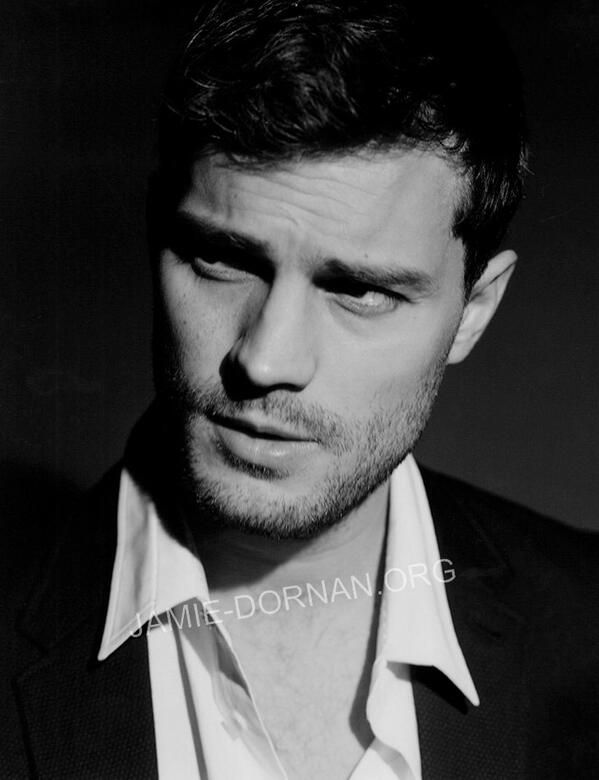 What a beautifu Man- Jamie Dornan- Fifty shades of grey