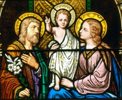 Feast of the Holy Family.  December 29, 2013.