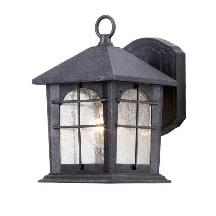 17 Best images about Patio Lighing on Pinterest : Outdoor wall lantern, Electrical outlets and ...